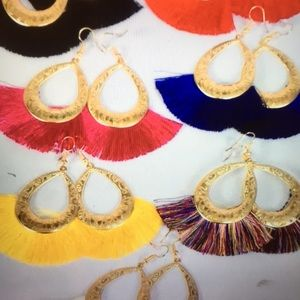 Jewelry - 6 Pack Wholesale Earring Lot